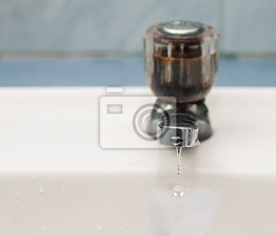 Kropla wody z wody
