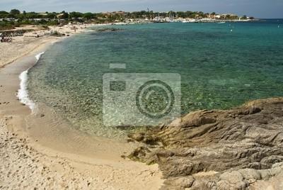 Kryształ Wody Wybrzeże, Francja Korsyka