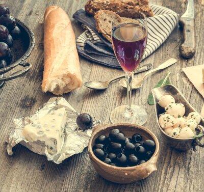 Obraz Kuchnia francuska