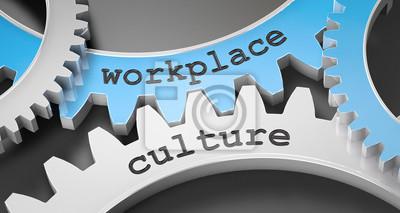 Obraz kultura pracy