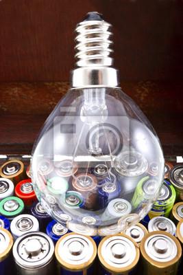 Lampa i baterie