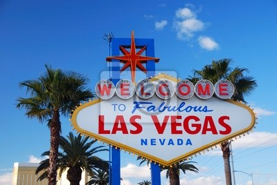 Las Vegas Witamy znak