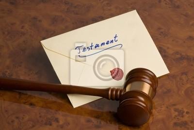 Last Will - Testament