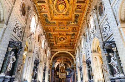Obraz Lateran Basilica, Rome, Italy
