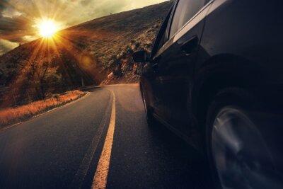 Obraz Lato Highway Napęd