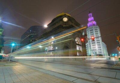 Light Rail w Buffalo