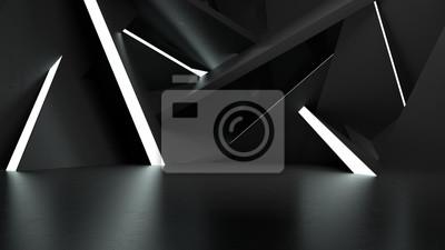 Obraz Light Show Room Studio 3