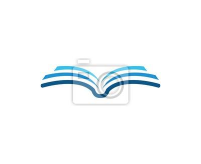 Obraz Logo książki