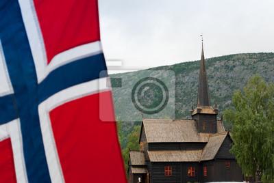 Lom Kościół, Norwegia