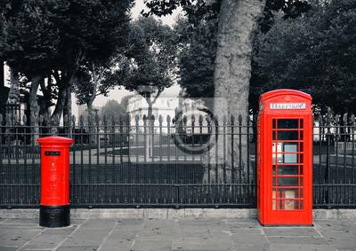 London Budka telefoniczna