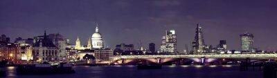 Obraz London noc