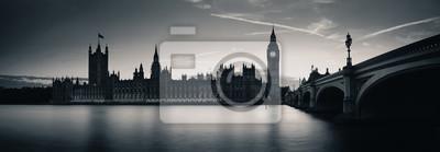 London o zmierzchu