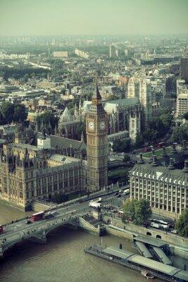 Obraz London Westminster