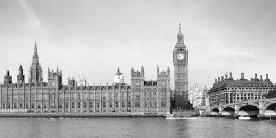 Obraz Londyn skyline