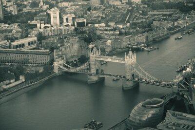 Obraz Londyn z lotu ptaka