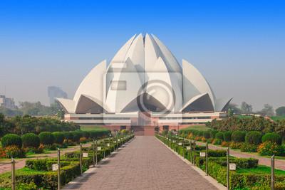 Obraz Lotus Temple, India