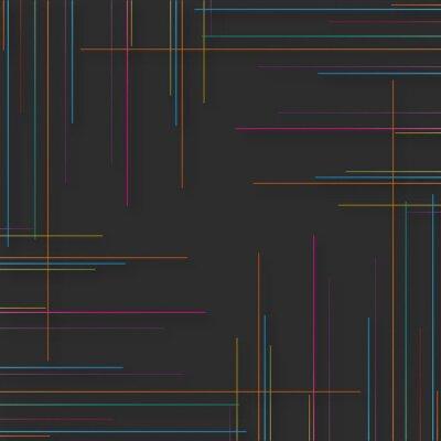 Obraz lubiący abstrait