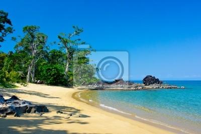 Madagaskar Plaża