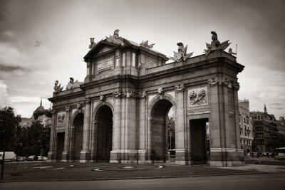 Madrid Alcala Gate