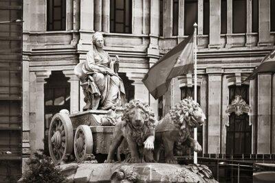 Madrid Fountain of Cibeles