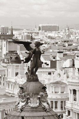 Madrid rooftop