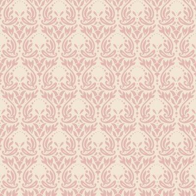 Maison de fleurs. Barokowy wzór # 6