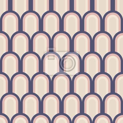 Maison de fleurs. Geometryczny wzór # 5