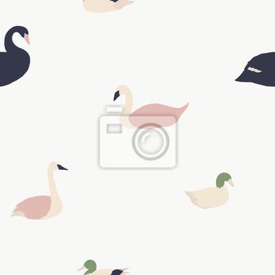Maison de fleurs. Wzór dla ptaków # 15