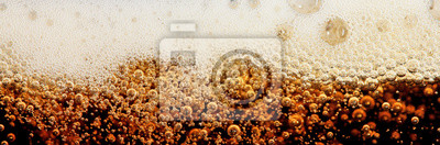 Obraz Makro- strzał koli bąble