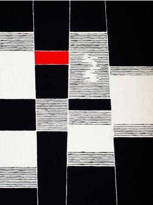 Obraz malarstwo abstrakcyjne