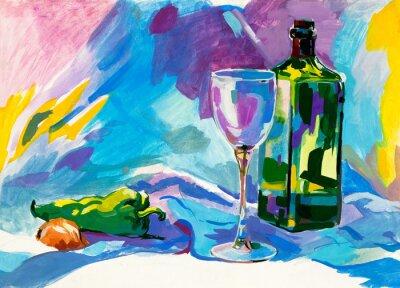 Obraz Malarstwo Akwarela