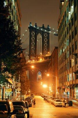 Obraz Manhattan Bridge