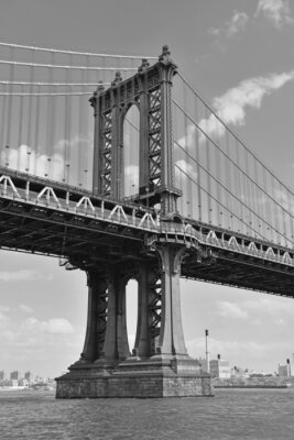 Obraz Manhattan Bridge, Nowy Jork