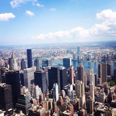 Obraz Manhattan ogrom