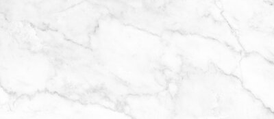 Obraz Marble granite white panorama background wall surface black pattern graphic abstract light elegant gray for do floor ceramic counter texture stone slab smooth tile silver natural.