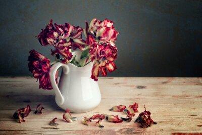 Obraz Martwa natura z tulipanami