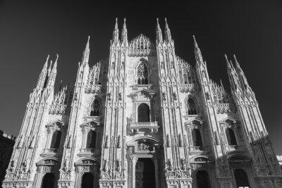 Obraz Mediolan (Włochy): katedra