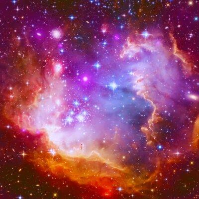 Obraz Mgławica Płonąca Gwiazda