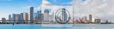 Miami skyline miasta
