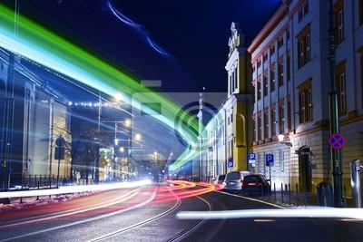 Miasto Transit w ruchu