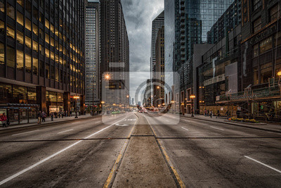Obraz Michigan Avenue