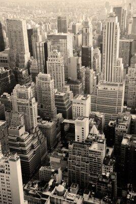 Miejskie wieżowce, Nowy Jork