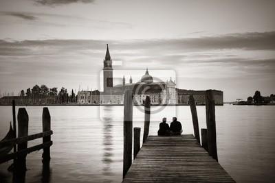 Miłośnik kościoła San Giorgio Maggiore