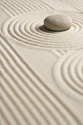 Obraz Mini ogród zen