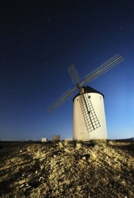Obraz Molino de viento Castilla