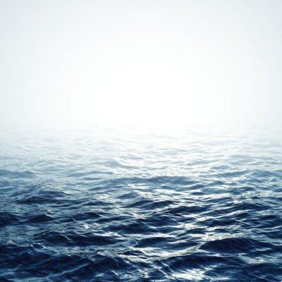 Obraz Morze w tle