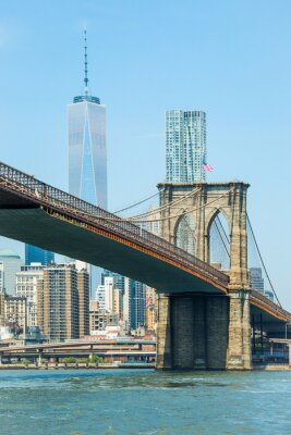 Obraz Most Brookliński