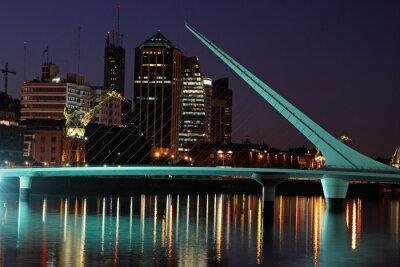 Obraz Most kobiety, Buenos Aires