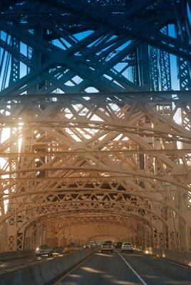Obraz Most Queensboro.