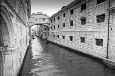 Obraz Most Westchnień w Wenecji